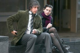 Adam Sandler and Liv Tyler in Reign Over Me