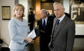 Meryl Streep and Alan Arkin in Rendition