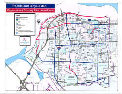 Rock Island Bicycle Map. Click for a larger version.