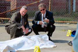 Robert De Niro and Al Pacino in Righteous Kill