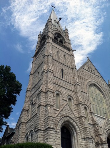Sacred Heart Cathedral. Photo by Bruce Walters.