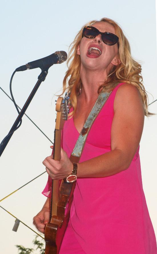 Samantha Fish. Photo by Steve France
