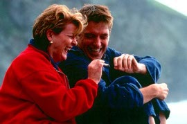 Brenda Blethyn and Craig Ferguson in Saving Grace