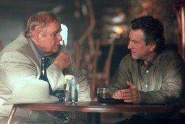 Marlon Brando and Robert De Niro in The Score