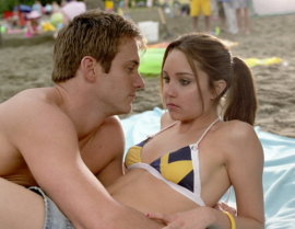 Robert Hoffman and Amanda Bynes in She's the Man