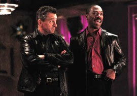 Robert De Niro and Eddie Murphy in Showtime