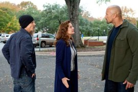 Barry Pepper, Susan Sarandon, and Dwayne Johnson in Snitch