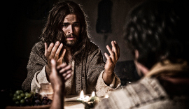 Diogo Morgado in Son of God