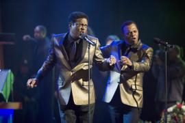 Bernie Mac and Samuel L. Jackson in Soul Men