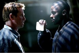 Val Kilmer and Derek Luke in Spartan