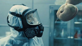 Sarah Polley and friend in Splice