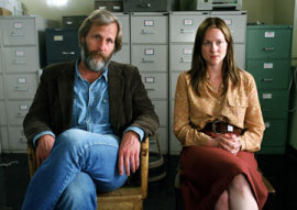 Jeff Daniels and Laura Linney in The Squid & the Whale