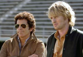 Ben Stiller and Owen Wilson in Starsky & Hutch