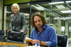 Helen Mirren and Russell Crowe in State of Play