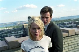 Naomi Watts and Ewan McGregor in Stay
