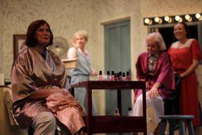 Rebecca Bean, Bailey Jordan Reeves, Dorothy Farach, and Livvy Marcus in Steel Magnolias