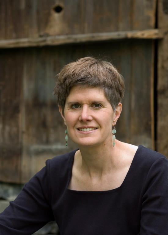 Sandra Steingraber. Photo by Dede Hatch.