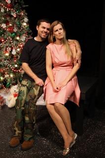 Bryan Cobert and Katherine Cobert in Stocking Stuffers