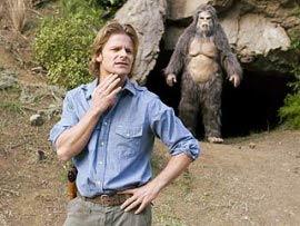 Steve Zahn in Strange Wilderness