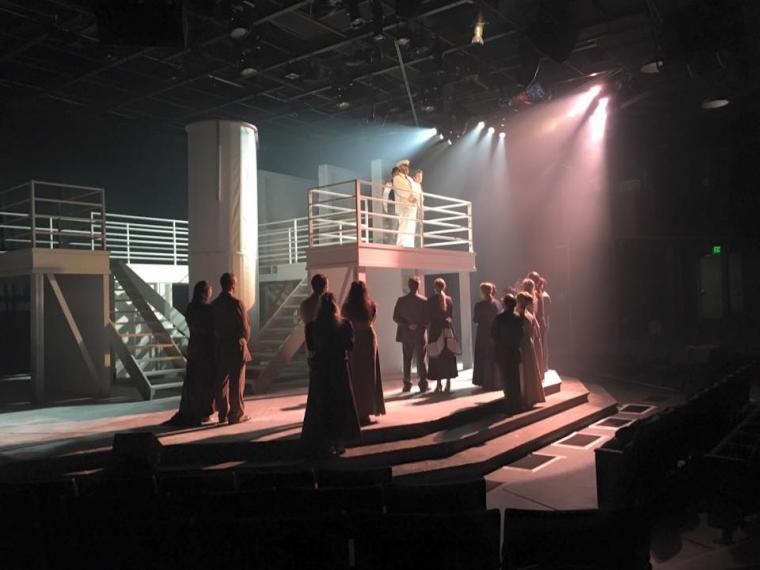 Ensemble members in Titanic