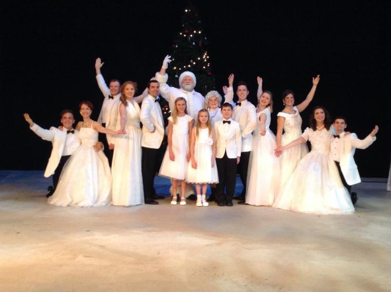 The Holly Jolly Christmas ensemble