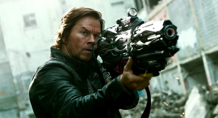 Mark Wahlberg in Transformers: The Last Knight