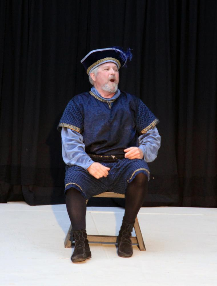 George Cornelius in Henry V