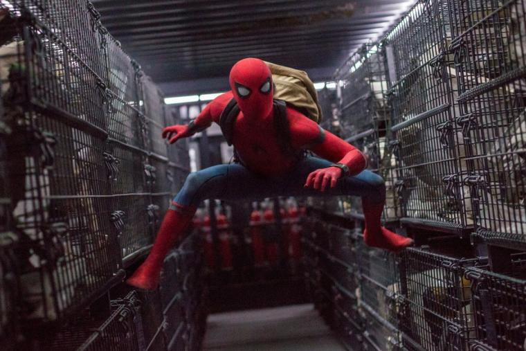 <em>Spider-Man: Homecoming</em>