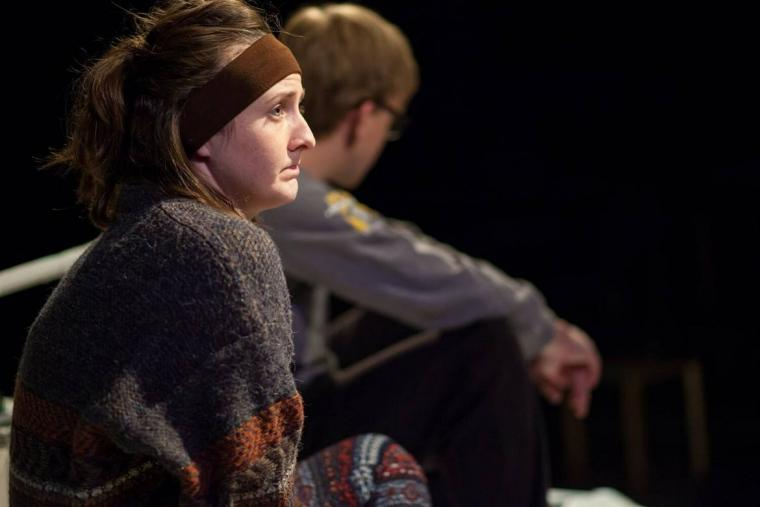 Amelia Fischer in Almost, Maine -- photo by ericandi Photo & Image Design