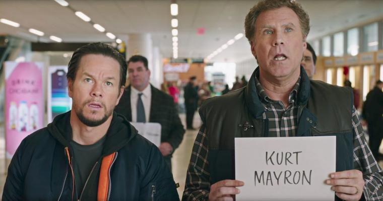 Mark Wahlberg and Will Ferrell in Daddy's Home Two