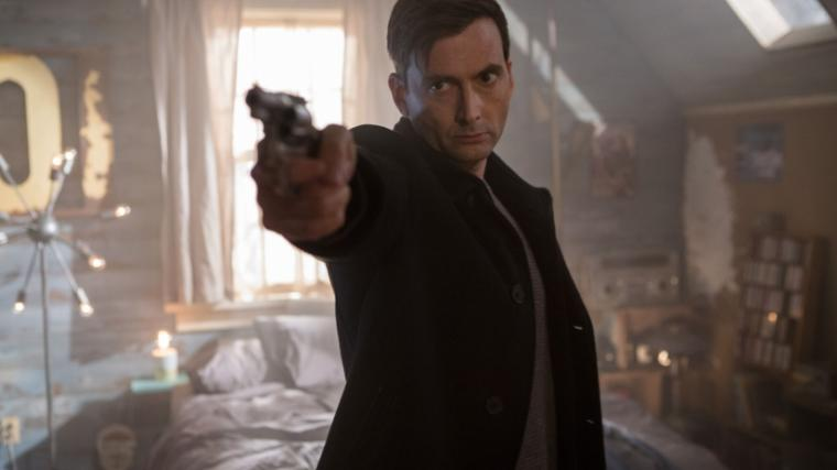 David Tennant in Bad Samaritan