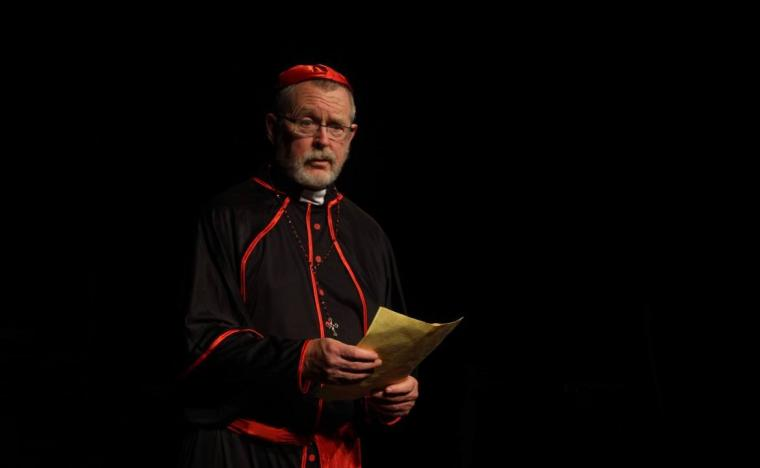 Michael Carron in Henry VIII: All Is True