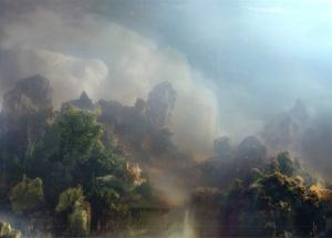 Kim Keever's Forest 58e