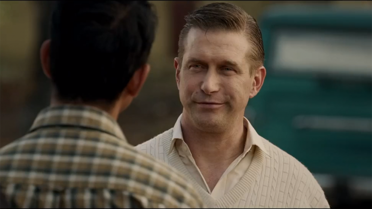 Stephen Baldwin in The Least of These: The Graham Staines Story