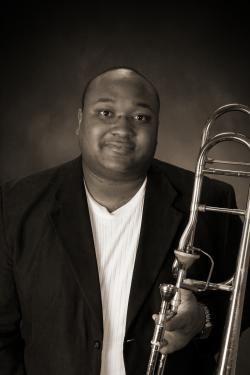 Dr. Anthony Williams in the Black Hawk College Jazz Festival -- April 25.