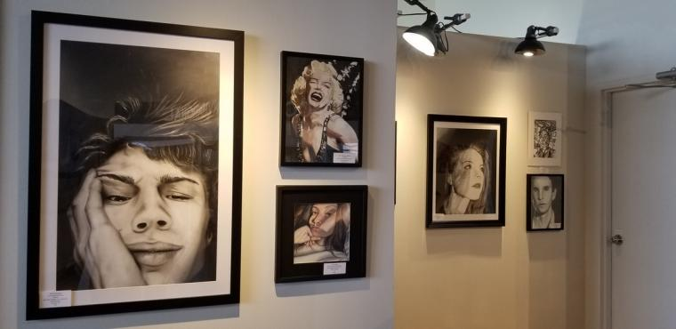 42nd Annual High School Art Invitational at the Quad City Arts Center Gallery through May 2.