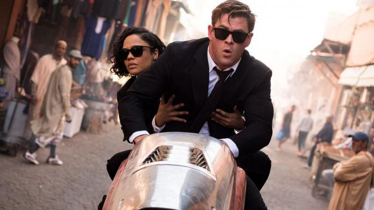 """A Tale of Two Mollys: """"Men in Black: International"""" and"""