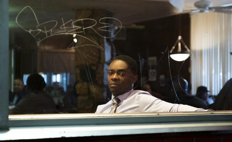 David Oyelowo in Don't Let Go