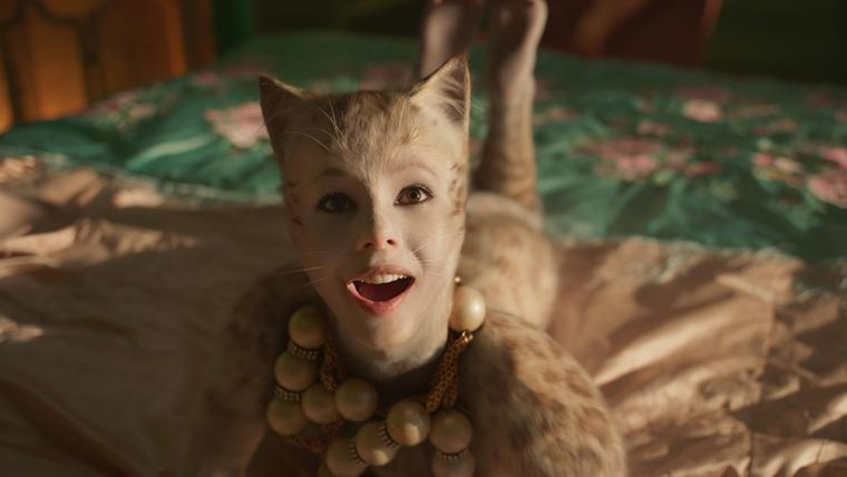 Francesca Hayward in Cats