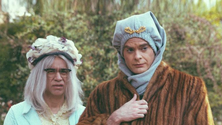 "Fred Armisen and Bill Hader in ""Sandy Passage"""