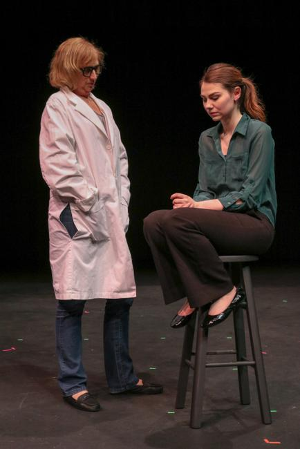 "Alexa Florence and Kassidy Holdridge in ""Their Town"""
