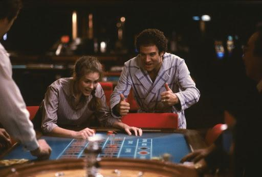 Julie Hagerty and Albert Brooks in Lost in America