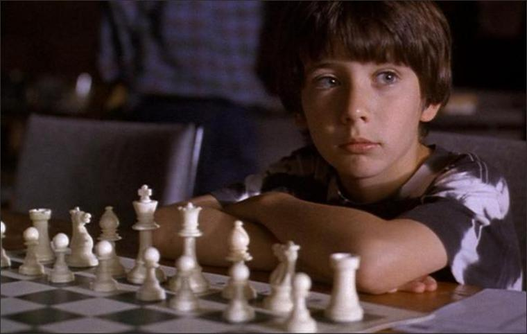 Max Pomeranc in Searching for Bobby Fischer