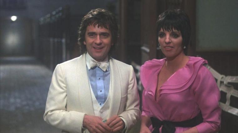 Dudley Moore and Liza Minnelli in Arthur