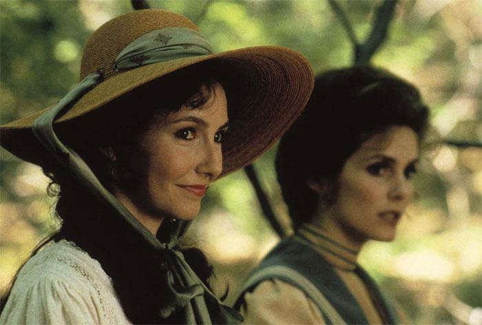 Mary Steenburgen and Julie Hagerty in A Midsummer Night's Sex Comedy