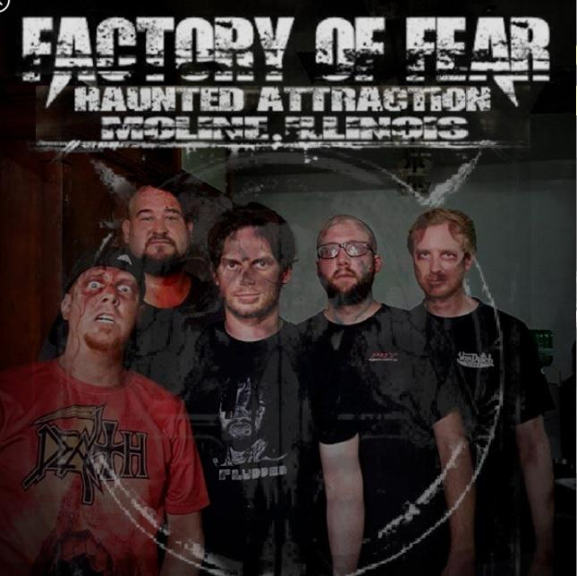 "Giallows' ""Almost Alive from Factory of Fear"""