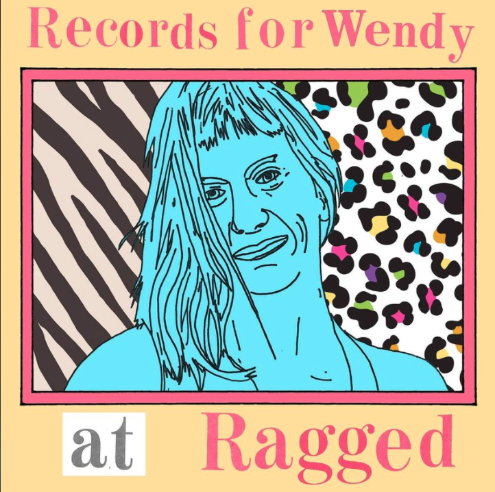 Records for Wendy (image by Jon Burns)