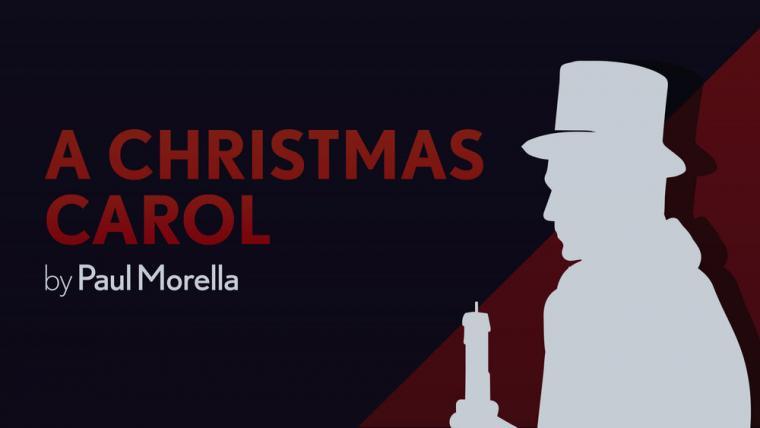 Virtual Performance: A Christmas Carol, Friday, November 27, 2020