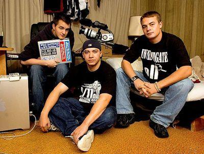 Loose Change 911 Creators: Korey Rowe, Dylan Avery, Jason Bermas