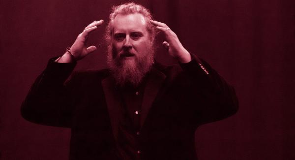 """Aaron Sullivan in Prenzie Players' """"Macbeth"""""""